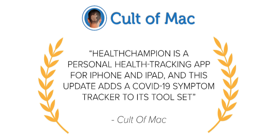 Cult of Mac HealthChampion App of The Week Thumbnail